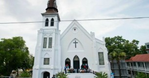 The events in Charleston, South Carolina, where a 21-year-old shot nine African Americans in one of the town's most historic black churches have shaken my comfort as I travel towards the state of California, just below.