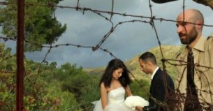 """The Cyprus premier of Gabriele Del Grande's documentary, 'On the Bride's side' tomorrow evening, highlights the island's proximity to the ever-increasing refugee problem, and in the director's words calls on all of us to """"show solidarity with people coming from the other shore of the sea overturned by war""""."""