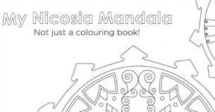 'My Nicosia Mandala; not just a colouring book!'
