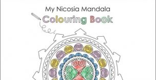 'My Nicosia Mandala; not just a colouring book!'