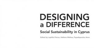 This book is a compilation of student design projects that aim to address sustainability beyond its conventional environmental component and push the boundaries of it means for communities to thrive as part of the great infinity of civilization.