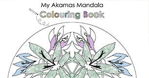 Second in a series colouring book on the cultural heritage of Cyprus